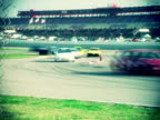 Racecars Racing at Racetrack video