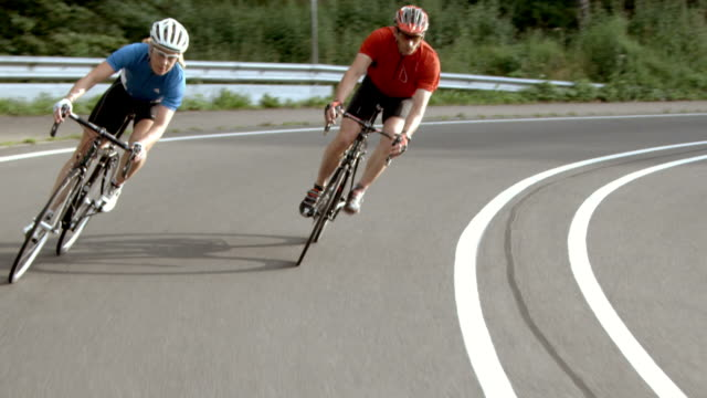 Racing Bicycle video