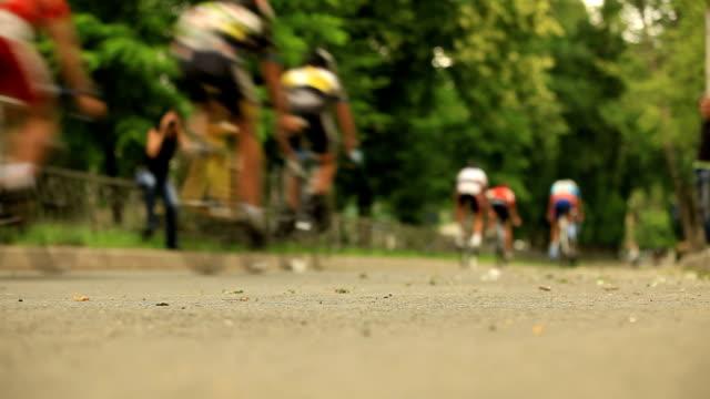 Racing Bicycles video