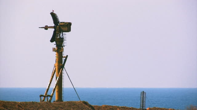 Radar defense bearing military targets of enemy video