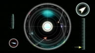 Radar Digital Background video