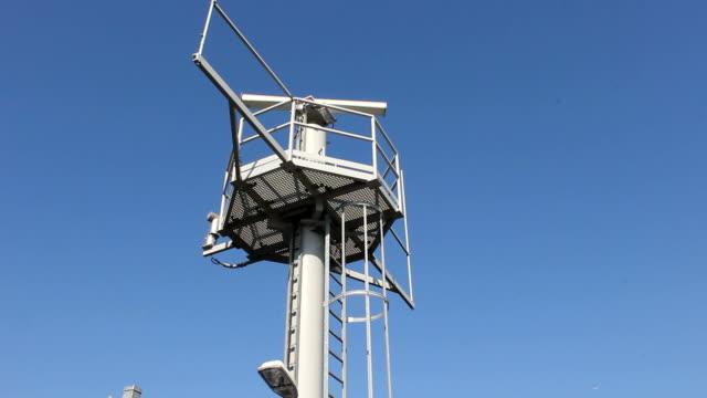 radar tower marine video