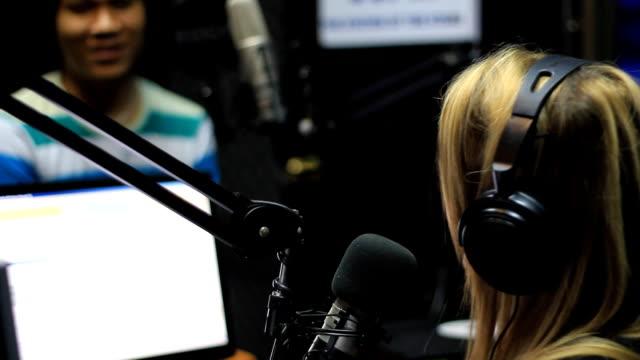 Radio DJ Interview Guest video