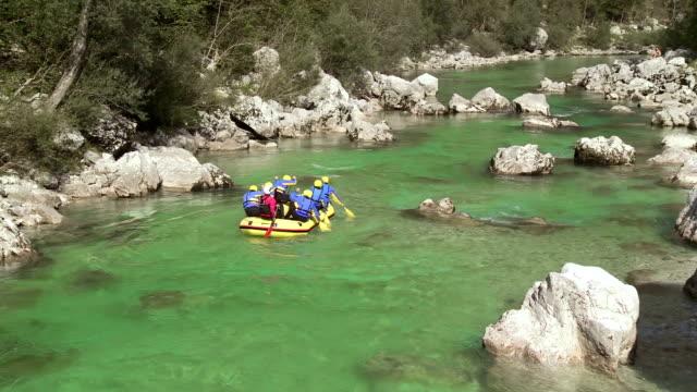HD: Rafting Down The River video