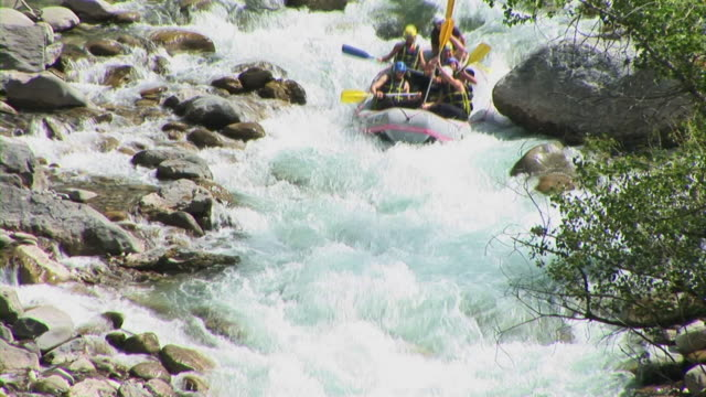 HD: Rafting video