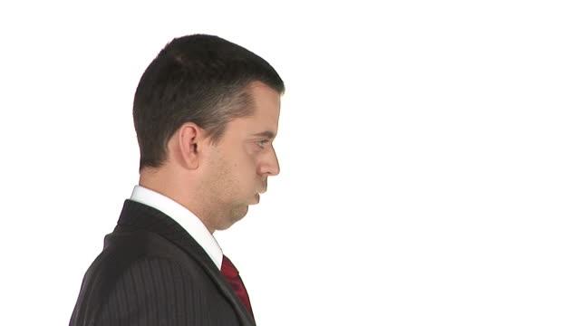 HD: Raging Businessman video