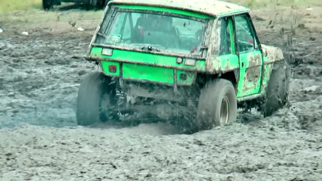 Raid 4X4 adventure race video
