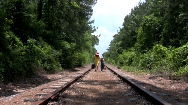 Railroad Children HD video