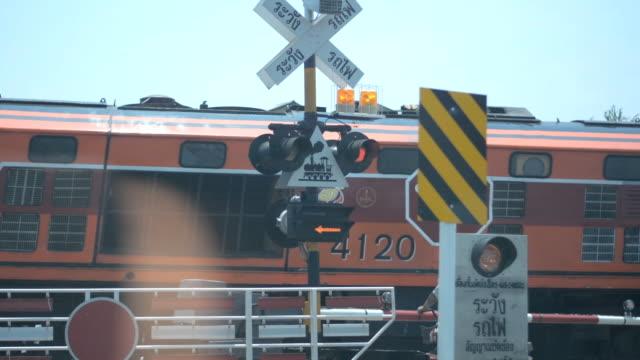 HD: Railroad Crossing Barrier video