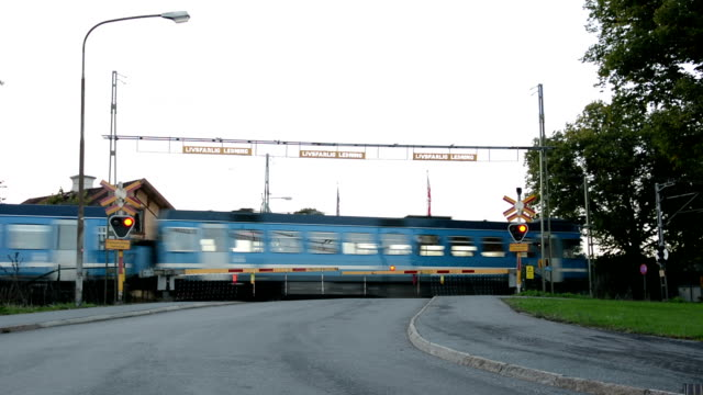 Railroad Crossing video
