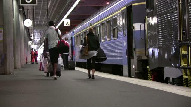 Railroad Station video