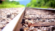Railroad Tracks video