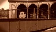HD Railway Turntable 02 FX video