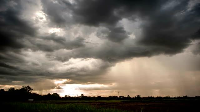 Rain Clouds video