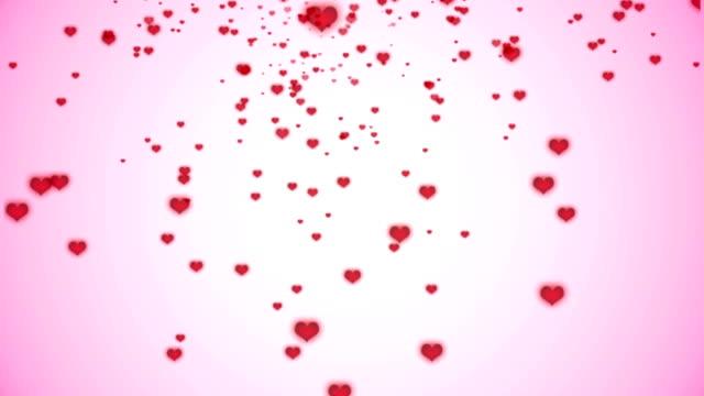 Rain of hearts video