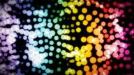Rainbow Dots Abstract video