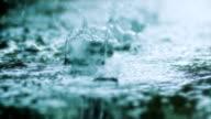 Raindrops video