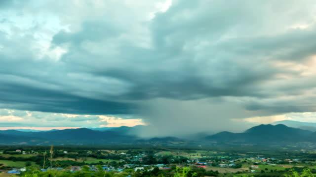 rainstorm video