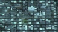 Rainy City Satelite video