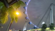 Rainy night video