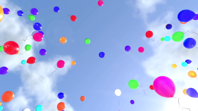 Raising Balloons video