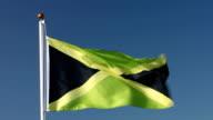 Raising the Jamaican national flag video