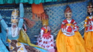 Rajasthani puppet live show video