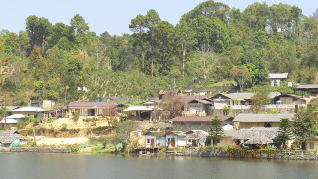 Rak Thai Village, Mae Hong Sorn, Thailand video