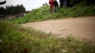 Rally Car Racing video