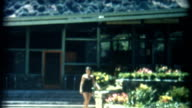 Ranch Home 1950's video