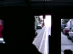 Rapid Transit Rush Hour: Cable Car Front View, Bumpy, Speedy video