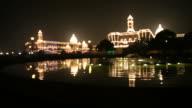 Rashtrapati Bhavan, House of the Indian President, New Delhi, India video