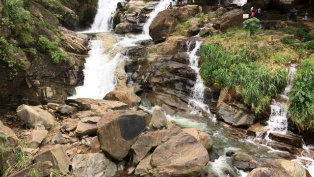 Ravana Falls, Sri Lanka video