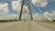 Ravenel Bridge, Charleston, South Carolina video
