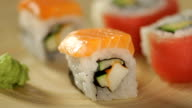 Raw Seafood video
