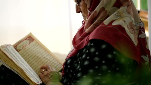 Reading Koran video