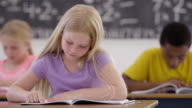 Reading through a Workbook video