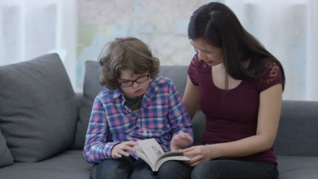 Reading with an Education Assistant video