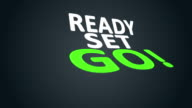 Ready Set Go! video