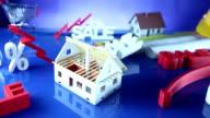 real estate, development concept, dolly shot video