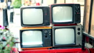 Real Retro TV with static HD video