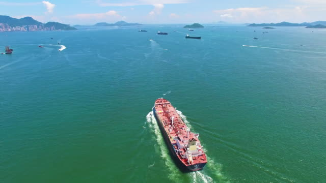 Real Time: Container Ship video