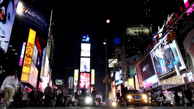 Real Time Square video