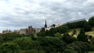 Real time view of Edinburgh, Scotland video