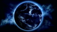 Realistic and Dramatic Earth video