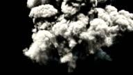 Realistic Bomb Explosion video