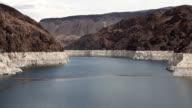 Receding Water levels video