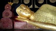 Reclining Buddha Wat Chedi Luang video