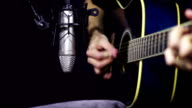Recording Acoustic Guitar in the Studio video