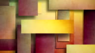 Rectangle 3D background video